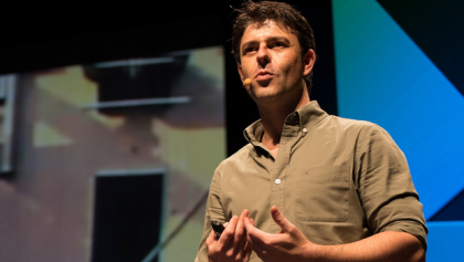 Conferencia TEDxGalicia