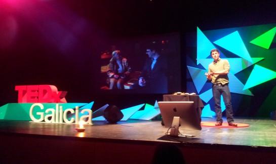 """Pablo Herreros Ubalde en TEDxGalicia """"Yo, mono"""""""