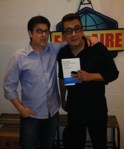 Entrevista de Andreu Buenafuente a Pablo Herreros Ubalde