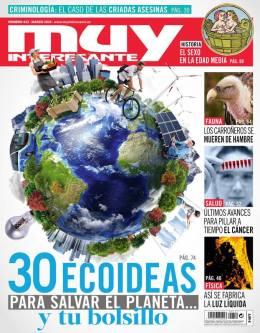 """Nueva sección en la revista MUY Interesante """"Sobrehumanos"""""""