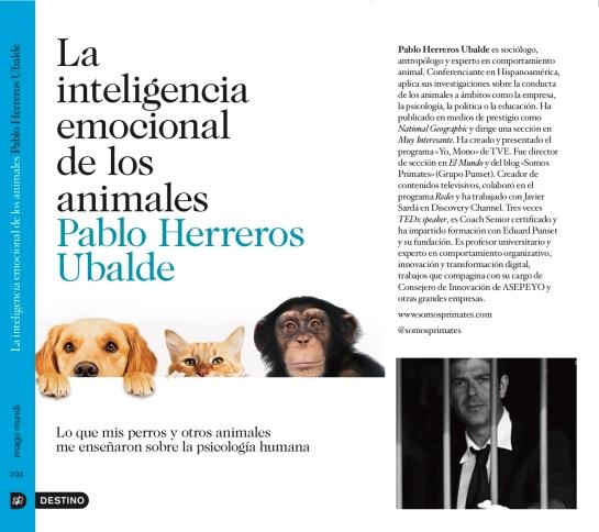 Un libro para animales sensibles